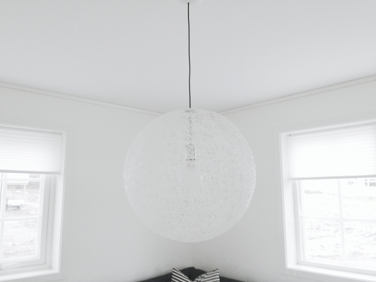 Living room - Random light, Moooi