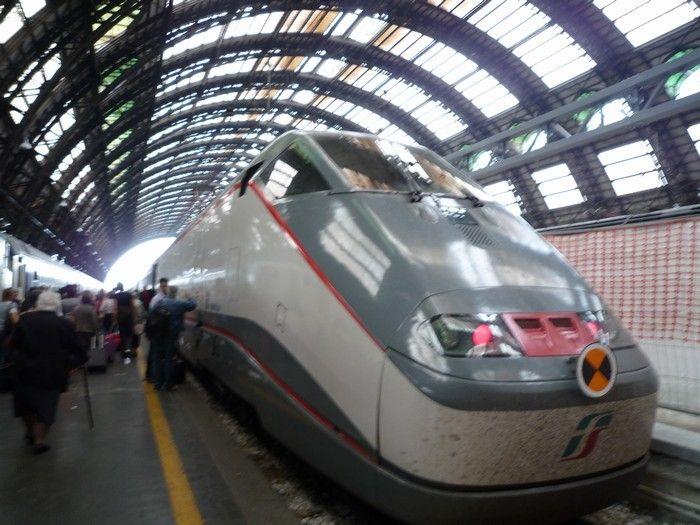 ヴェネチアへ電車で行く時の注意点