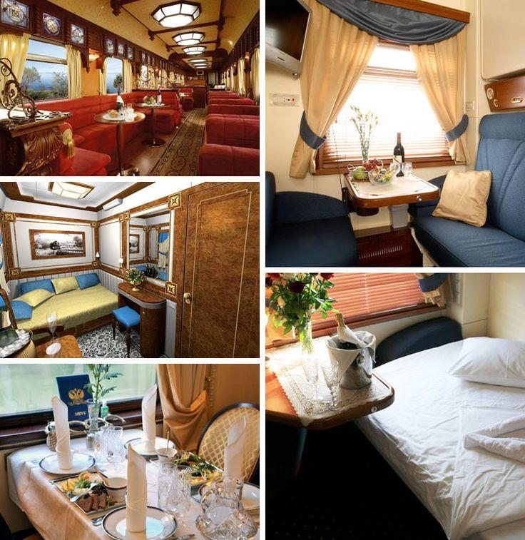 """Golden Eagle Luxury Trains: Una experiencia ártica única a través de la """"tierra del sol de medianoche"""""""