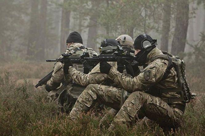 JW 3940 ágata es la unidad más joven de las fuerzas especiales polacas