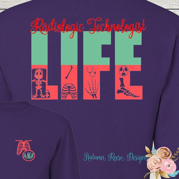 Radiologic Technologist Life X-Ray by AutumnReeseDesigns on Etsy