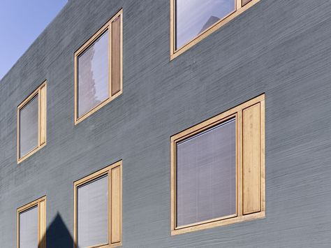 Deutscher Fassadenpreis: Wohn- und Geschäftshäuser: Scharnhorststraße 32, 55120 Mainz – Sven Sven