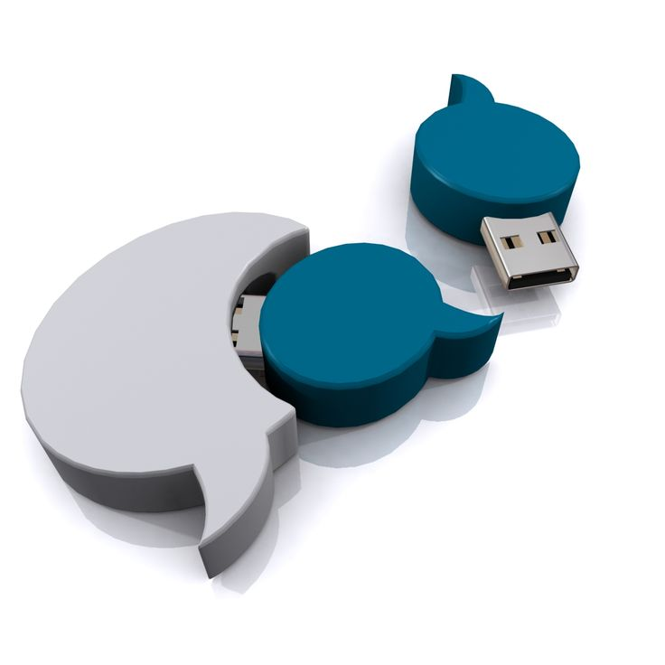 Custom Shaped USB Stick in the shape of your logo, product or brand symbol.