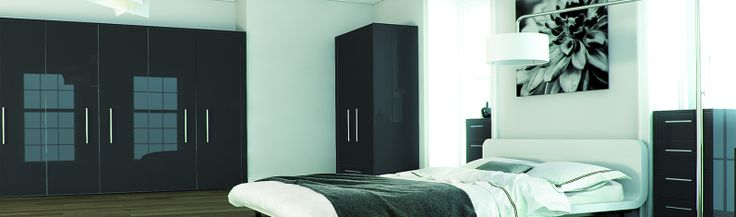 Our extensive range of bespoke hinged wardrobes and fitted wardrobe doors are designed to fulfill your storage needs. We offer a wide variety of finishes and styles to suit.