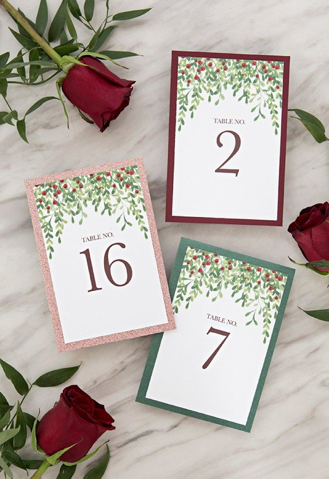 picture relating to Free Printable Wedding Table Numbers titled Pin upon Playing cards