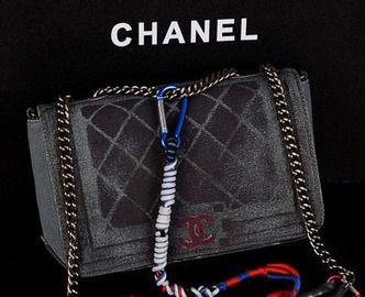 Wholesale Réplique Boy Sac Chanel Flap A61680 toile peinte royale - €186.28 : réplique sac a main, sac a main pas cher, sac de marque   replique sac a main chanel