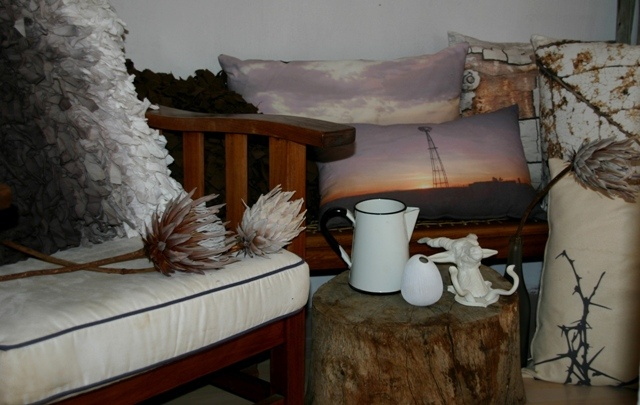 'Karoo moods' collection