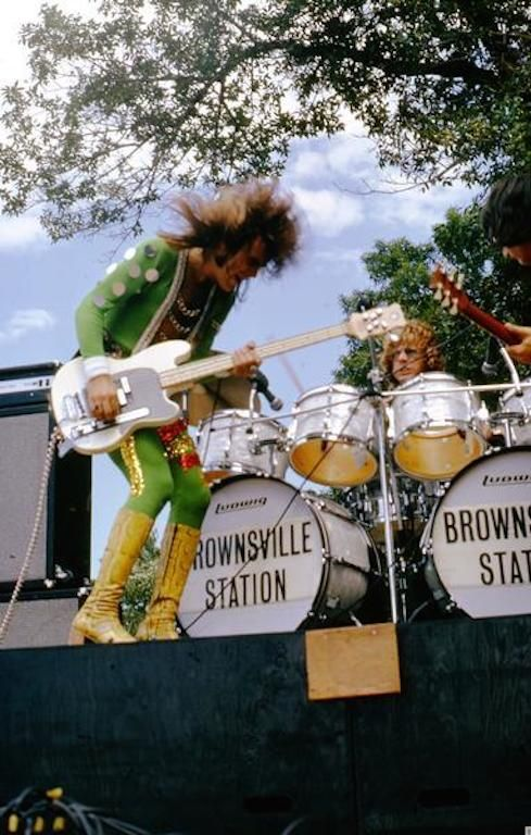Brownsville Station Early 70 S Vintage Musical