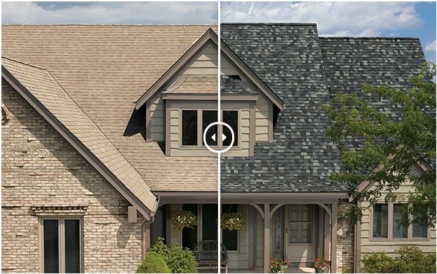 Best Roofing D R Siding Restoration Shingle Colors 640 x 480