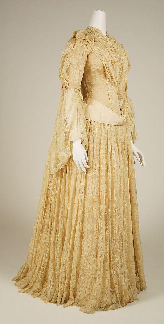 1880 evening dresses