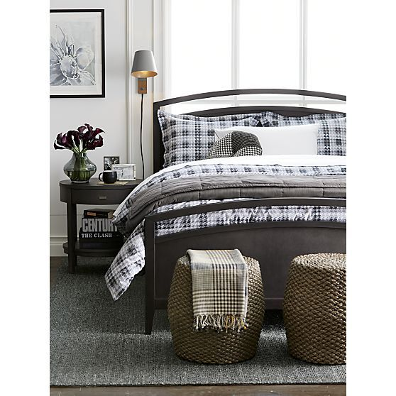 Best 25 king quilts ideas on pinterest queen size quilt for Crate and barrel arch