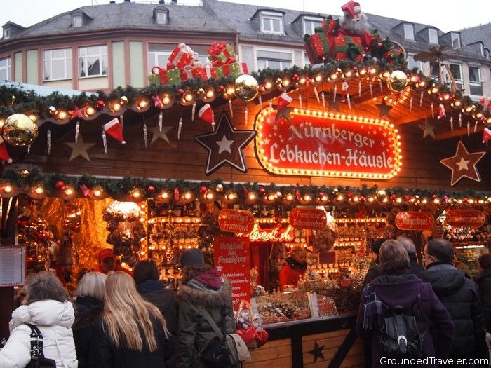 Guide to Experiencing a German Christmas Market