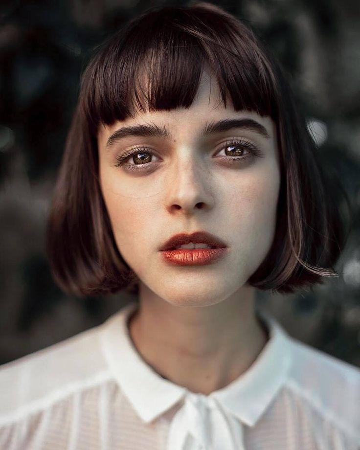 Photographer: @agataserge #Portrait #viaGlamour