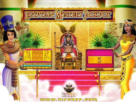Egyptian Mystery Jackpot by NIPIN N