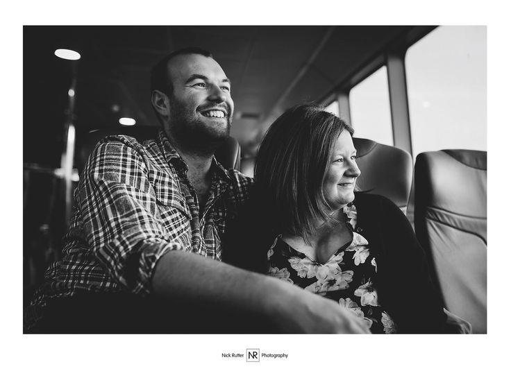 James and Sian on the Red Funnel Ferry back to Southampton from West Cowes on the Isle of Wight for their engagement shoot #redfunnelferry #redjet #engagementshoot #southampton #isleofwight #westcowes