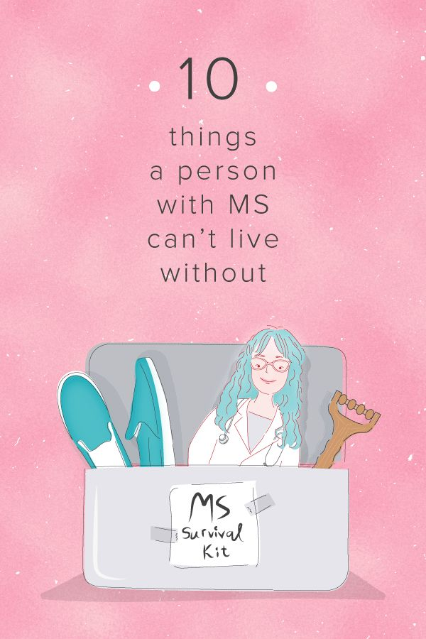 Here are 10 things a person with MS can't live without. Do you agree? And what would you add?!