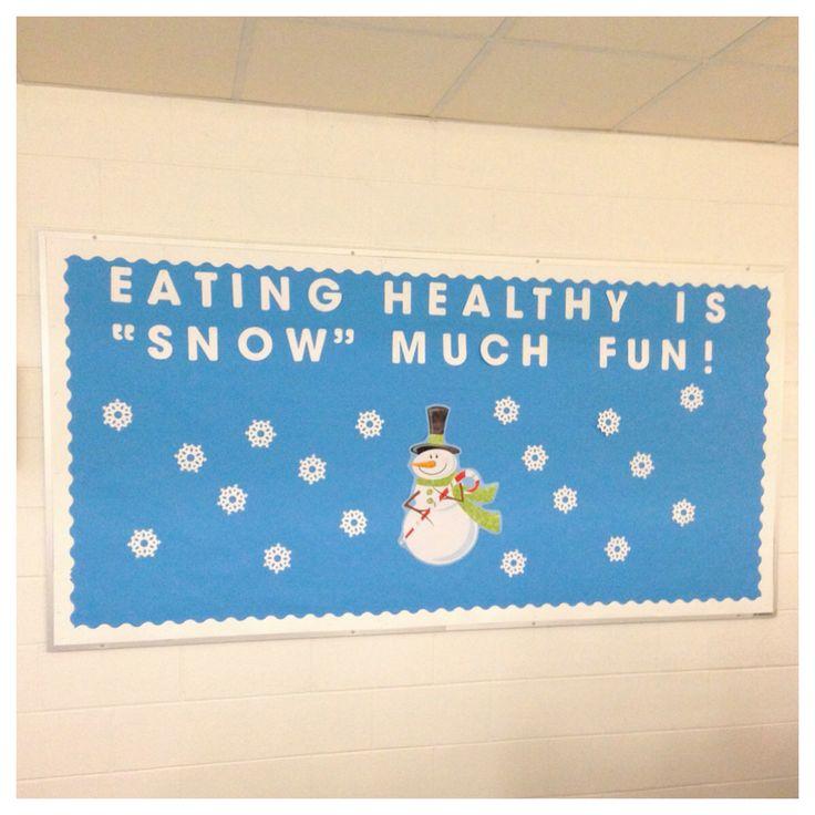 Healthy Habits winter cafeteria board revised.