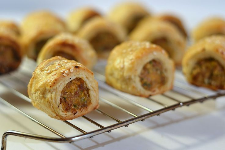 Susie Burrell's Healthy Sausage Bites - Learn more from Bellamy's Organic, Australia's leading producer baby food products.
