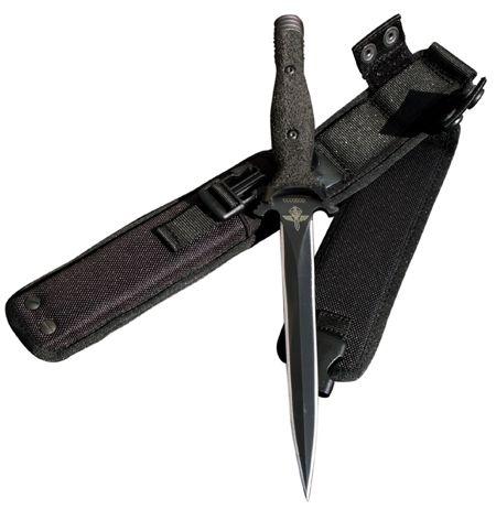 Suppressor knife Extrema Ratio
