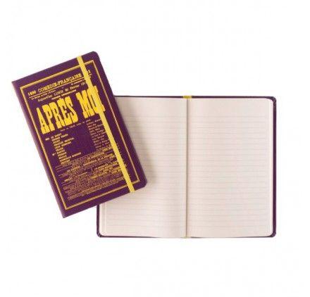 Carnet de notes - Après Moi - Collection Affiches