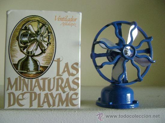 SACAPUNTAS PLAYME VENTILADOR REFª 988.PINTADO Y EN SU CAJA - Foto 1