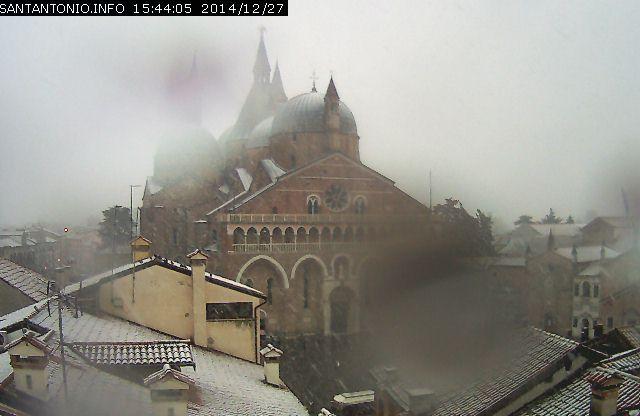 Immagine dalla webcam
