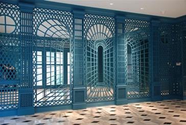 17 best images about trompe l 39 oeil trellis on pinterest gardens arbors and illusions. Black Bedroom Furniture Sets. Home Design Ideas