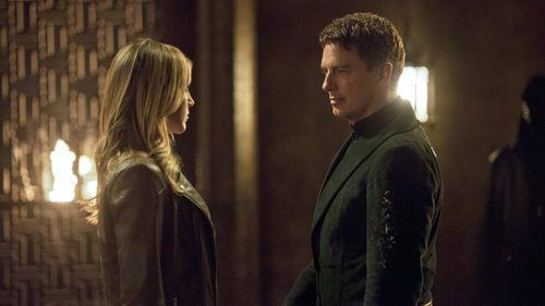 Arrow Season 4 Episode 3 The growing tension between Oliver and Diggle puts both their lives at risk when they go after Damien Darhk and a H.I.V.E. deployed meta-human. Meanwhile, Laurel talks Thea into returning to Nanda Parbat to ask her father to put Sara into the Lazarus Pit. However, Laurel...