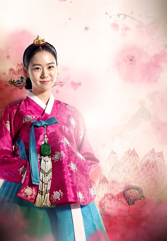 """Jang Ok Jung"" Official Character Shots | Couch Kimchi"
