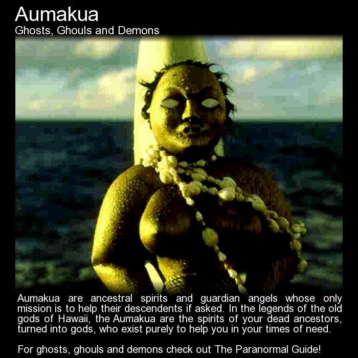 Very Old Men - Aumakua