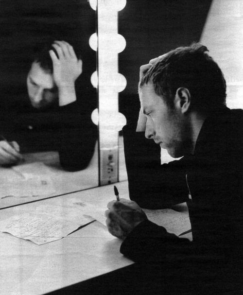 Chris Martin :)