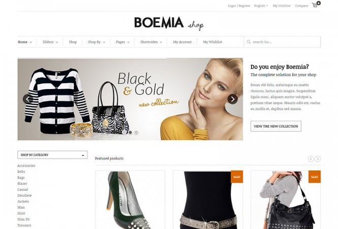 ThemeForest - Boemia Free Download