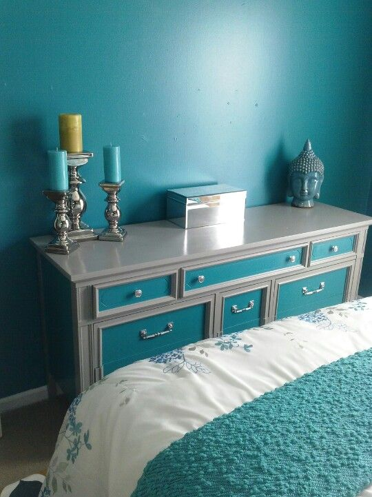 Paint dresser like this for the Girls room