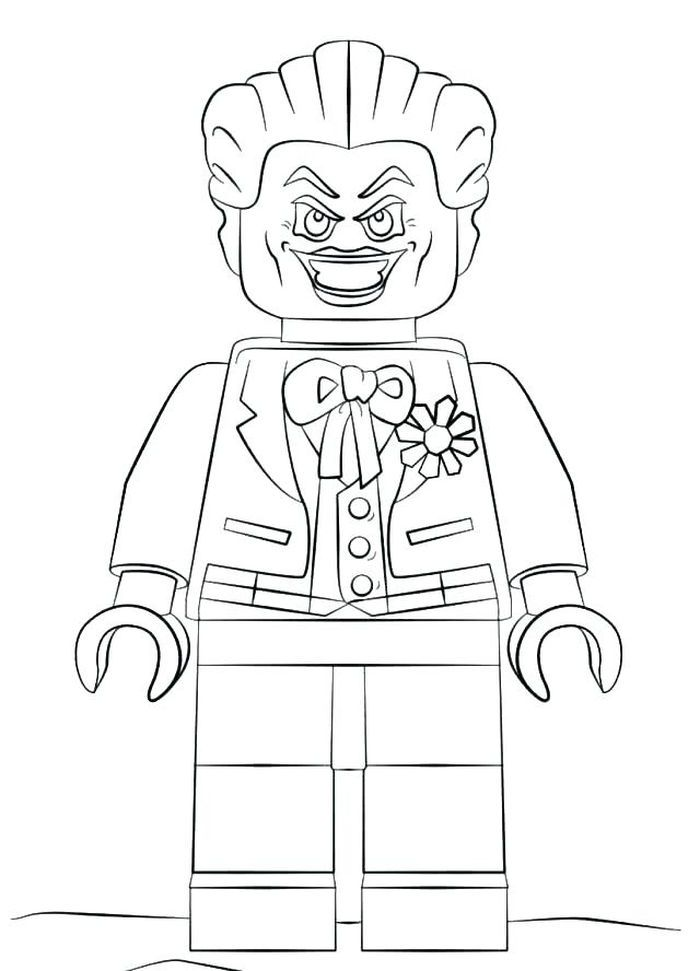 Lego Coloring Pages In 2020 Batman Coloring Pages Lego Coloring