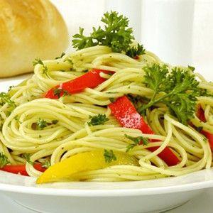 Spaguetti con vegetales - http://www.mytaste.cl/r/spaguetti-con-vegetales-222763.html