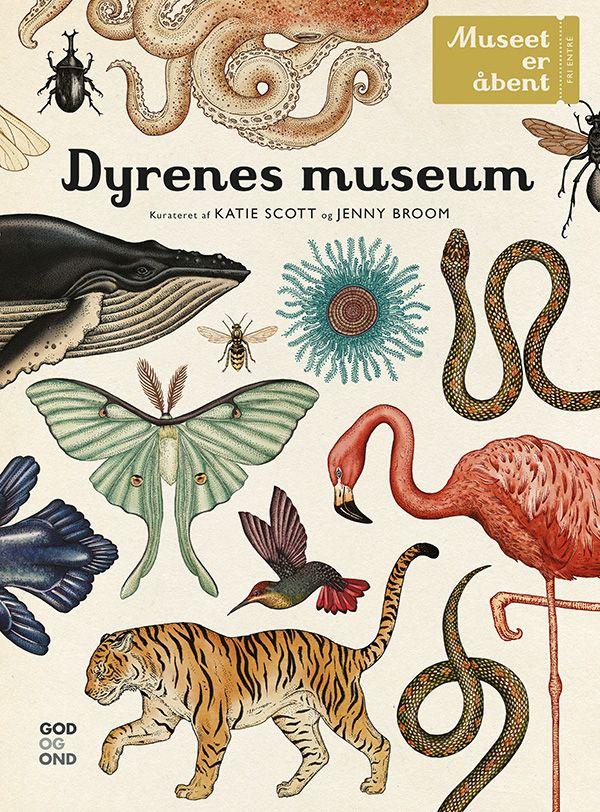 Dyrenes museum   Arnold Busck