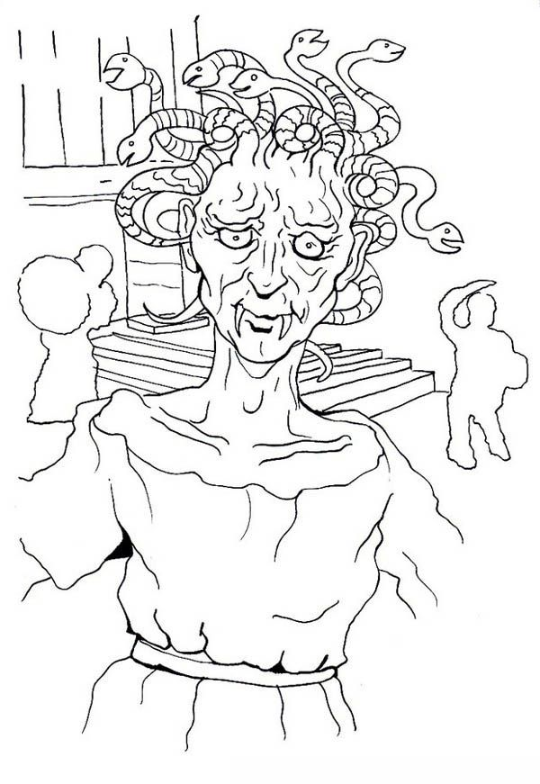 41 Lovely Medusa Coloring Pages Coloring Pages Coloring Pictures Color