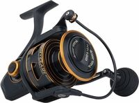 Penn CLA4000 Clash Spinning Reel. Penn Clash Spinning Reels are lightweight, technical spinning reels perfectly designed for anglers who prefer to fish artificials with braided line.