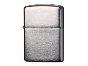 Buy A Personalised Zippo Armor Brushed Chrome at We Get Personal UK, the extra thick case engraved lighter. Get your own personal engraving for the back side.