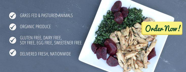 Pete's Paleo - Wahls paleo meals delivered to your door.
