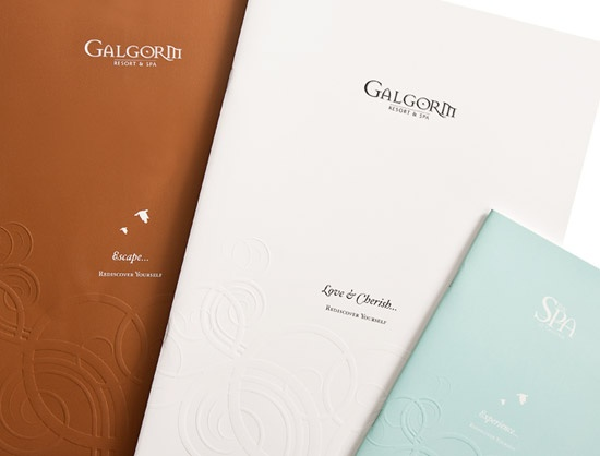Galgorm branding