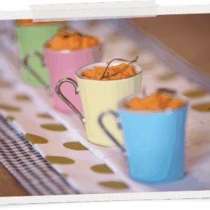 I Quit Sugar - Fluffy Carrot Mousse