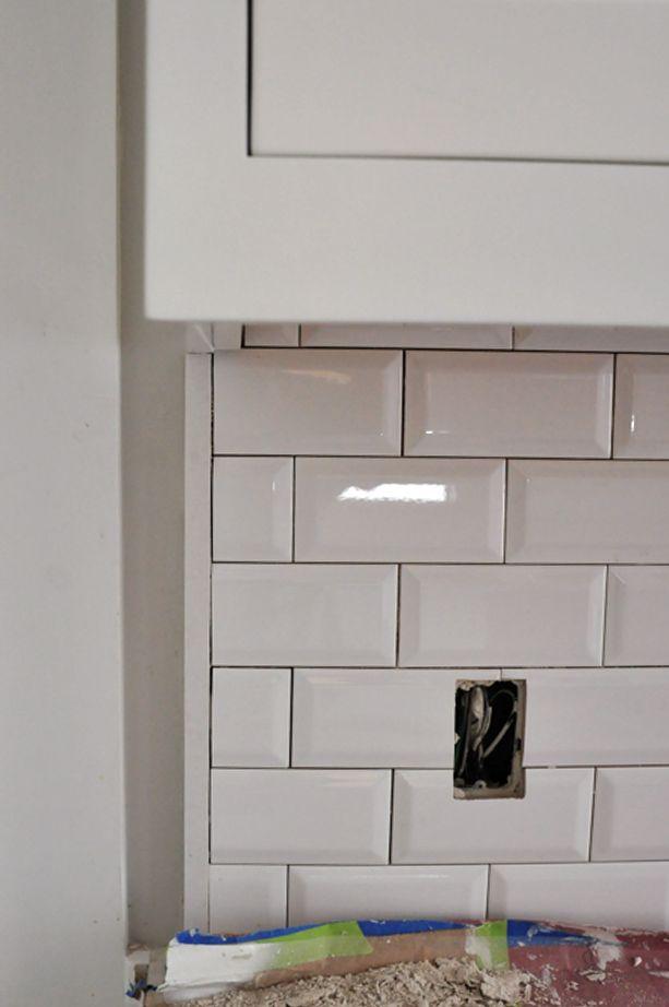 Beveled Wall Tile   Tile Design Ideas