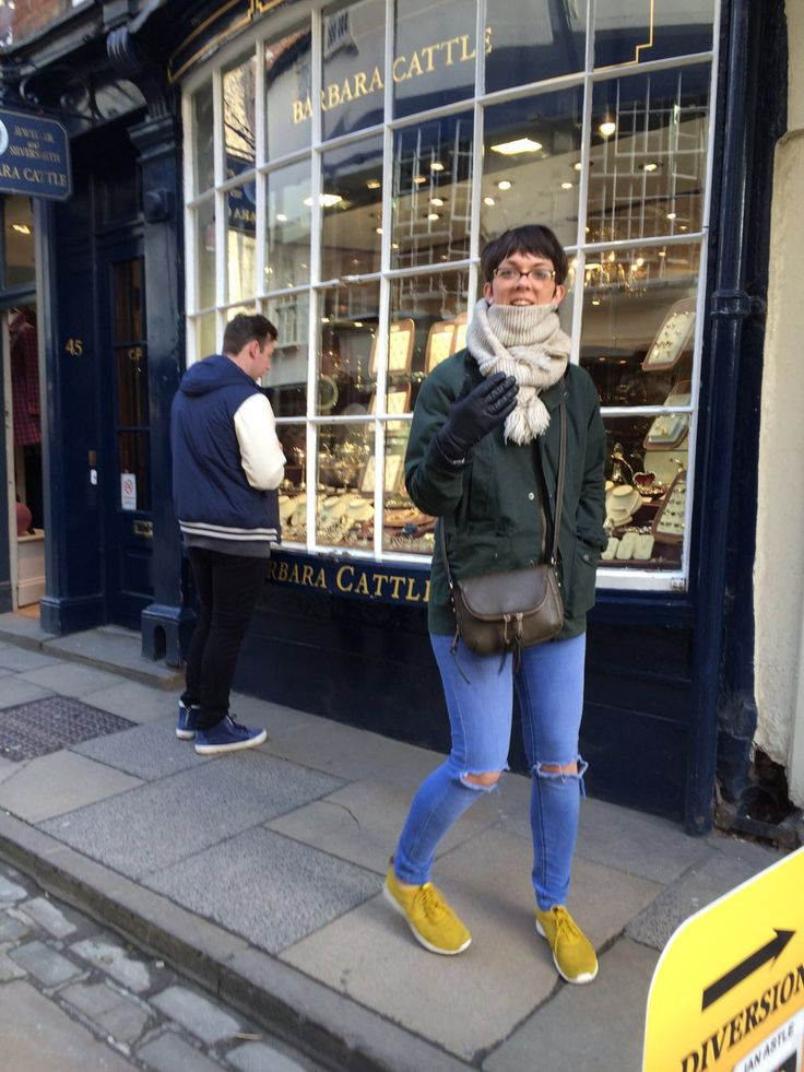 Ring Shopping in York