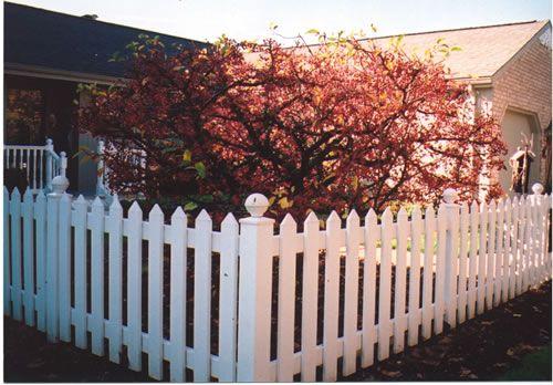 60 Best White Picket Fence Images On Pinterest White