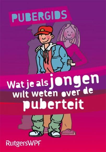 In deze kleurrijke gids kunnen jongens die in groep 7/8 van het basisonderwijs zitten alles te weten komen over de pubertijd.
