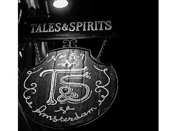 Tales and Spirits Amsterdam | World's Best Bars