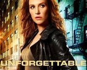 Another crime fighting show, but with her special talent for remembering.