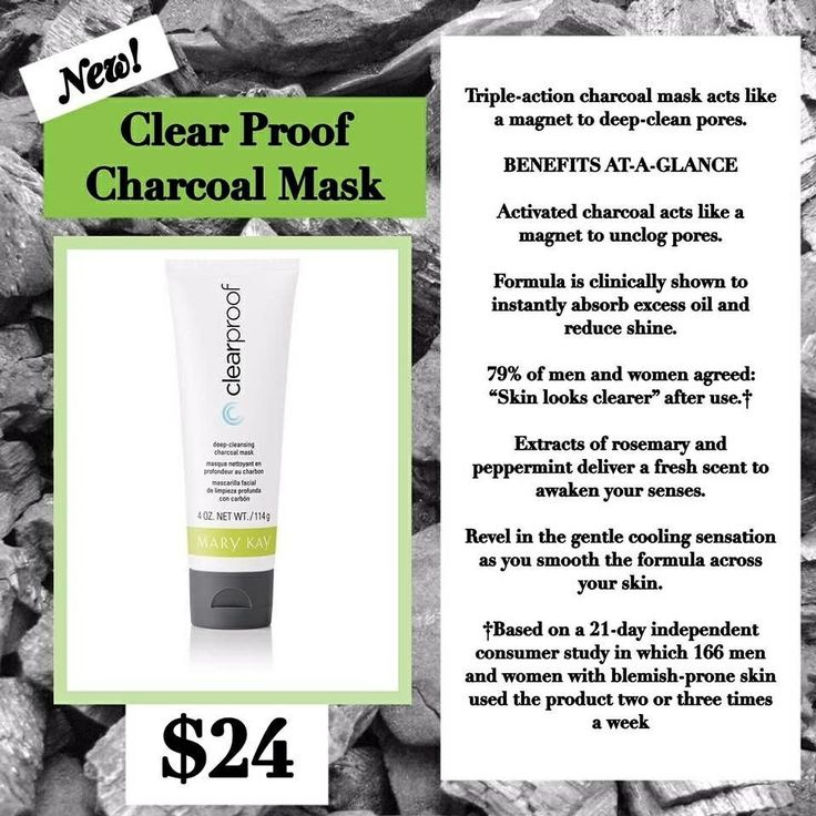 how to make charcoal mask for face