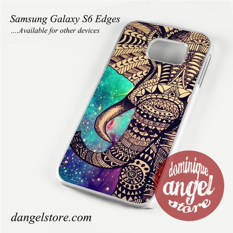 elephant aztec Phone Case for Samsung Galaxy S3/S4/S5/S6/S6 Edge Only $10.99